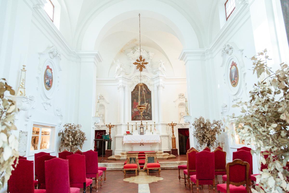 chiesa la suvera